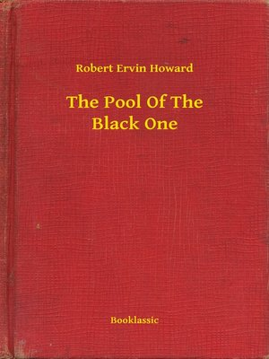 cover image of The Pool of the Black One