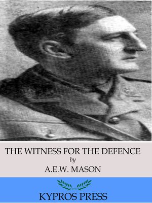 cover image of The Witness for the Defence