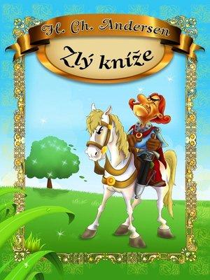 cover image of Zlý kníže