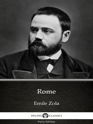 cover image of Rome by Emile Zola