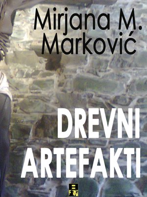 cover image of Drevni artefakti