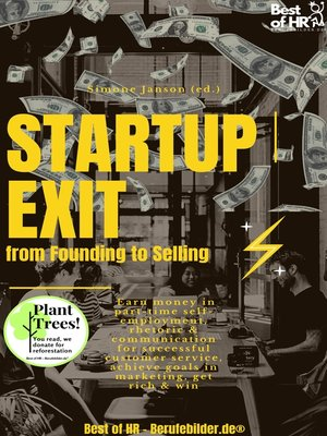 cover image of StartUp Exit from Founding to Selling
