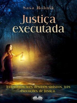 cover image of Justiça Executada