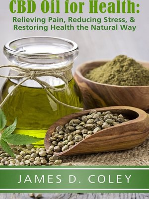 cover image of CBD Oil for Health