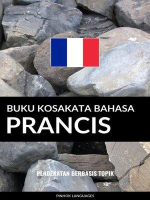 cover image of Buku Kosakata Bahasa Prancis