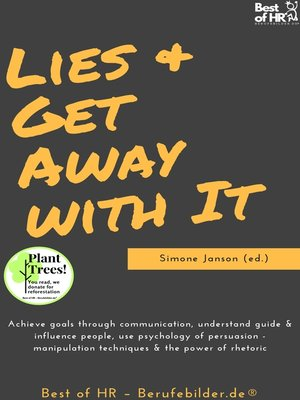 cover image of Lies & Get Away with It