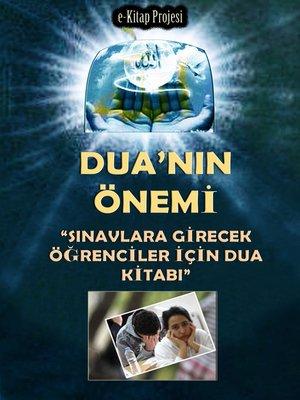 cover image of Duanın Önemi