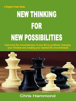 cover image of New Thinking For New Possibilities