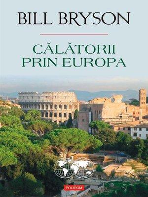 cover image of Călătorii prin Europa