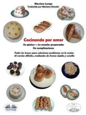 cover image of Cucinare Per Amore