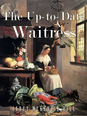 cover image of The Up-to-Date Waitress