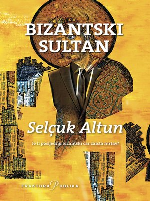 cover image of Bizantski sultan
