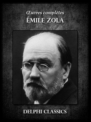 cover image of Oeuvres complètes de Émile Zola
