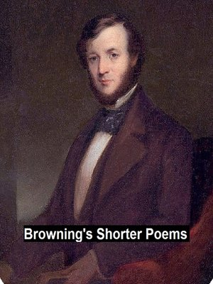cover image of Browning's Shorter Poems