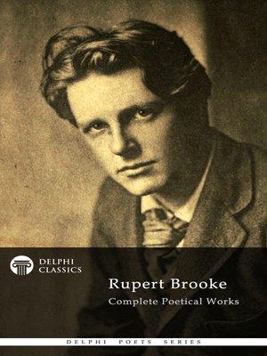 cover image of Delphi Complete Works of Rupert Brooke