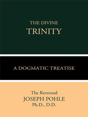 cover image of The Divine Trinity