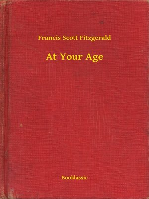 cover image of At Your Age