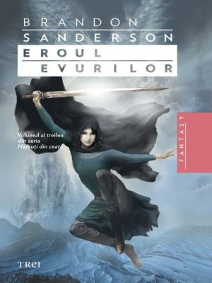 cover image of Eroul evurilor