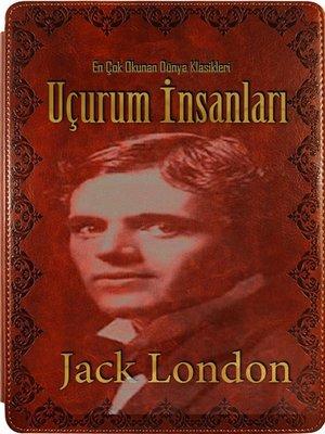 cover image of Uçurum İnsanları