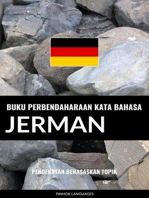 cover image of Buku Perbendaharaan Kata Bahasa Jerman