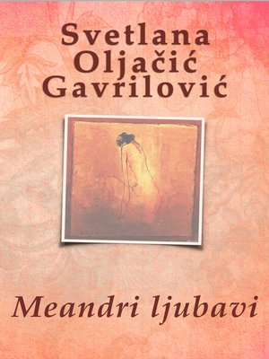 cover image of Meandri ljubavi