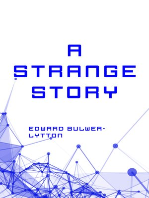 cover image of A Strange Story