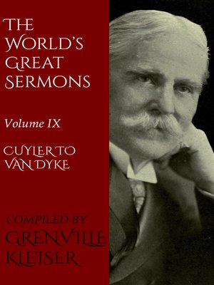 cover image of Volume IX—Cuyler to Van Dyke