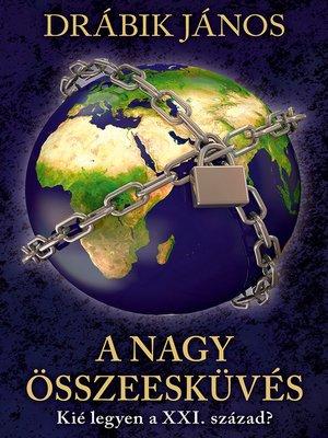 cover image of A nagy összeesküvés