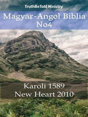 cover image of Magyar-Angol Biblia No4
