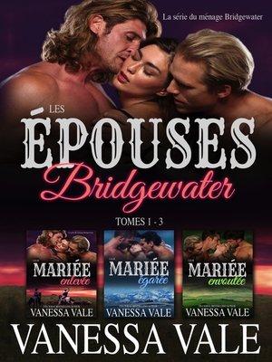 cover image of Les épouses Bridgewater