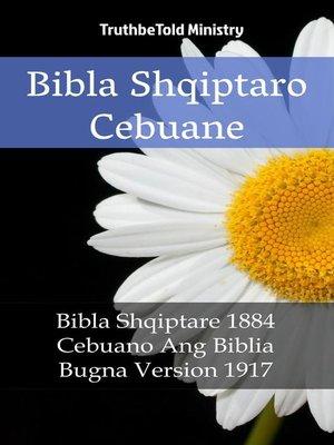 cover image of Bibla Shqiptaro Cebuane