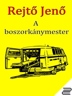 cover image of A boszorkánymester