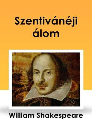 cover image of Szentivánéji álom
