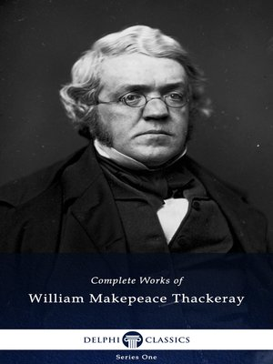 cover image of Delphi Complete Works of William Makepeace Thackeray