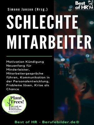 cover image of Schlechte Mitarbeiter