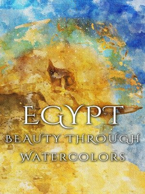 cover image of Egypt Beauty Through Watercolors