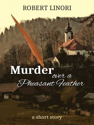 cover image of Murder over a Pheasant Feather