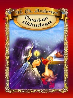 cover image of Tütarlaps tikkudega