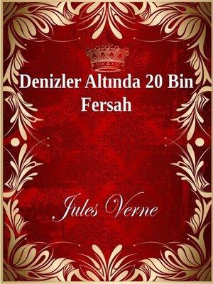 cover image of Denizler Altında 20 Bin Fersah