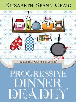 cover image of Progressive Dinner Deadly