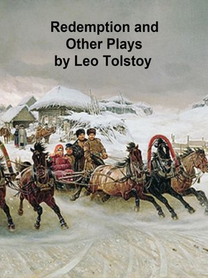 cover image of Redemption and Other Plays