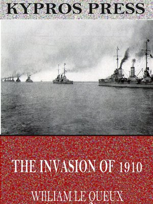 cover image of The Invasion of 1910