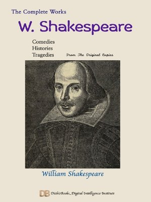 cover image of The Complete Works of W. Shakespeare