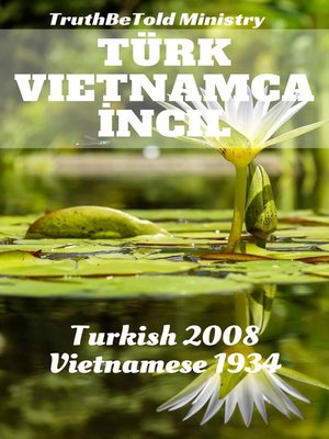 cover image of Türk Vietnamca İncil