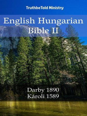 cover image of English Hungarian Bible II