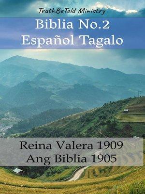 cover image of Biblia No.2 Español Tagalo