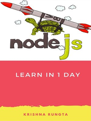 cover image of Learn NodeJS in 1 Day