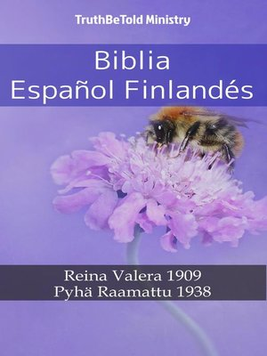cover image of Biblia Español Finlandés