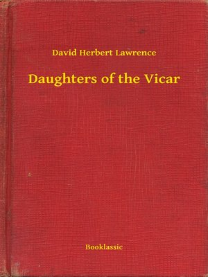 cover image of Daughters of the Vicar