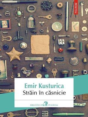 cover image of Străin în căsnicie
